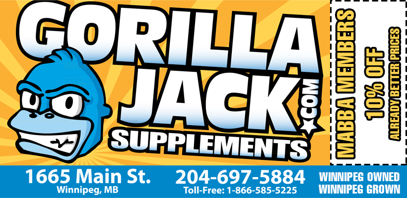 Gorilla Jack Supplements